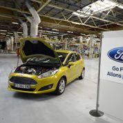 Ford va investir pour maintenir 1000 emplois