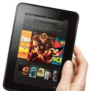 Lancement mondial de la tablette Kindle Fire