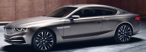 BMW Pininfarina Gran Lusso Coupé : le retour du V12