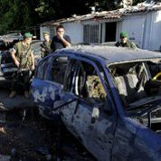 Le fief du Hezbollah frappé près de Beyrouth