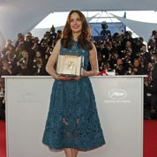 Cannes : Bérénice Bejo prend racine