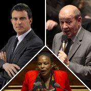 Manuel Valls désigné meilleur communicant