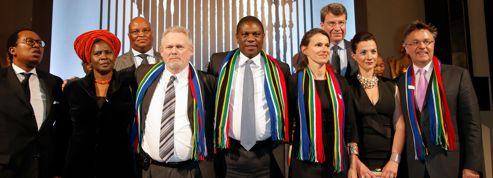 Inauguration de la saison sud-africaine en France