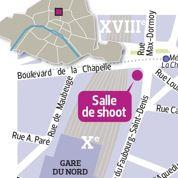 Paris: accord sur le lieu de la salle de shoot