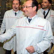 Hollande ne se laissera pas «dicter» ses réformes