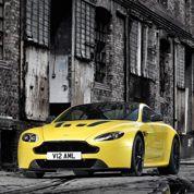 Aston V12 Vantage S: un cocktail détonant