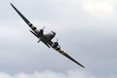 Des avions de légende dans le ciel de la Ferté-Alais