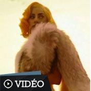Les premiers pas de Lady Gaga au cinéma