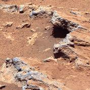 Sur Mars coulait une rivière