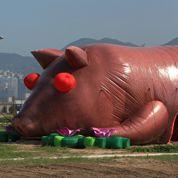 Hong Kong, une montagne d'art