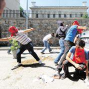 Les manifestants turcs ne désarment pas