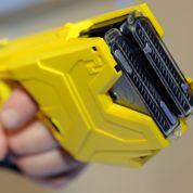 Les armes de la police de demain