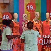 Brésil: la hausse des prix freine la croissance