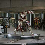 Iron Man 3 ,5e plus gros succès de tous les temps