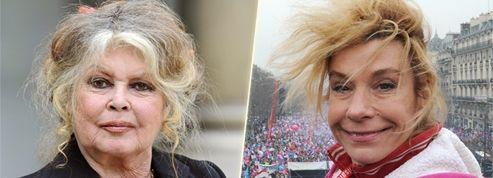 Bardot en a «plein le dos» d'être traitée de «Barjot»