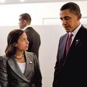 Barack Obama impose Susan Rice à ses côtés
