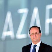 Hollande gêné par les affaires à Marseille