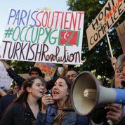 La communauté turque de France mobilisée