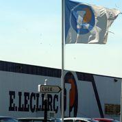 Leclerc détrône Carrefour en mai