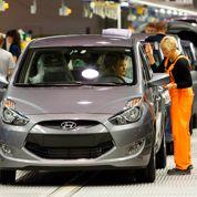 Le coréen Hyundai à la conquête de l'Europe