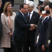 François Hollande en visite d'État au Japon