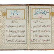 Le Coran n'ira pas aux enchères