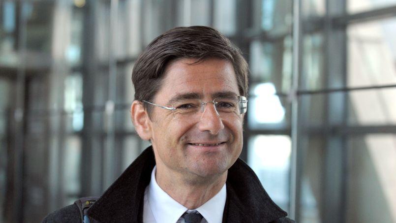 Nicolas Dufourcq, directeur général de la BPI.
