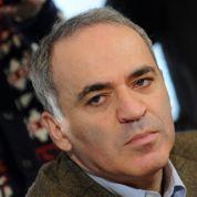 Kasparov ne rentrera pas en Russie