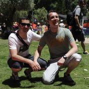 Mariage gay : Vincent et Bruno à Tel-Aviv