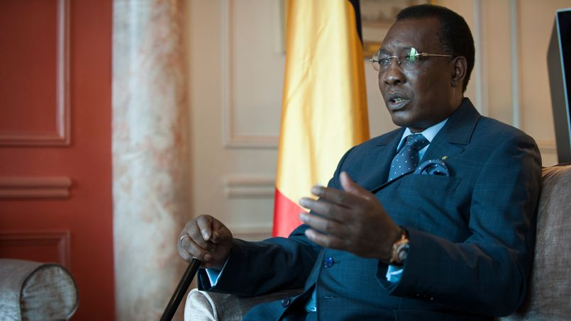 Idriss Déby: «La communauté internationale doit se réveiller pour sauver la Libye, sinon tout ce que l'on a fait au Mali ne servira à rien.»