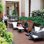 Paris, les nouvelles tables du printemps