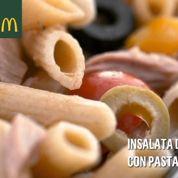 En Italie, McDonald's met des pâtes au menu