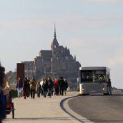 Mont-Saint-Michel : colère contre Transdev