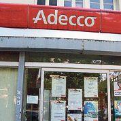 Intérim : Adecco prévoit un nouveau recul