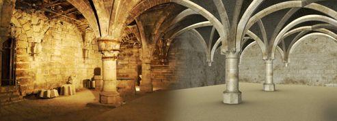 Les caves de Paris pourront bientôt être admirées en 3D