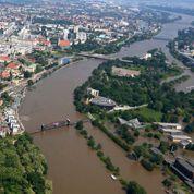 Allemagne : une digue cède sur l'Elbe
