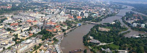 Une digue cède en Allemagne, décrue amorcée à Budapest