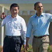 Obama et Xi Jinping, un climat par l'image