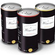 Les canettes de vin arrivent en France