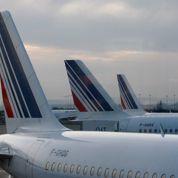 Un quart des vols annulés en France