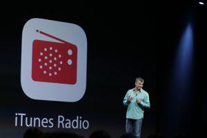 iTunes Radio diffusera des morceaux personnalisés selon les goûts de ses utilisateurs.