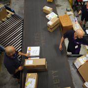 Des salariés d'Amazon se mettent en grève