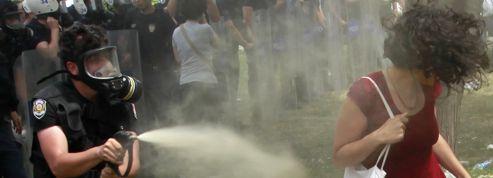 La révolte des femmes turques de Taksim