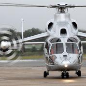 Le X3 d'Eurocopter bat un record de vitesse