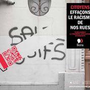 Une appli pour «effacer le racisme» des rues