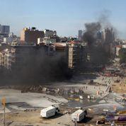 La police pénètre dans le parc Gezi à Istanbul