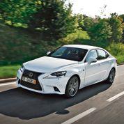 Lexus IS 300h : l'hybride plaisir