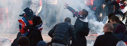 Trocadéro: après les ultras, la police vise les casseurs