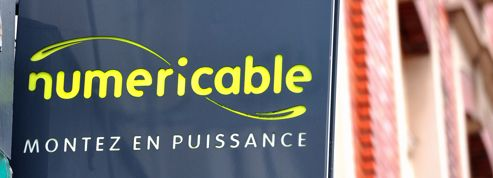 Numericable concurrence Canal+
