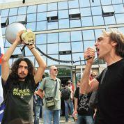 ERT : les Grecs se révoltent